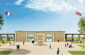 British Normandy memorial project