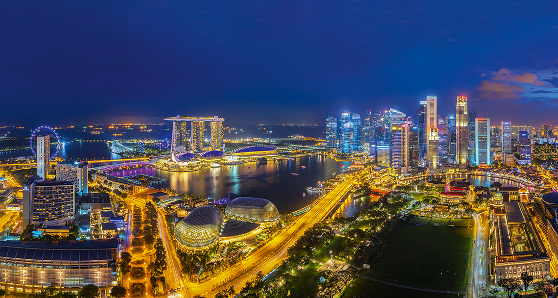 Singapore The Number One Smart City Savills Impacts