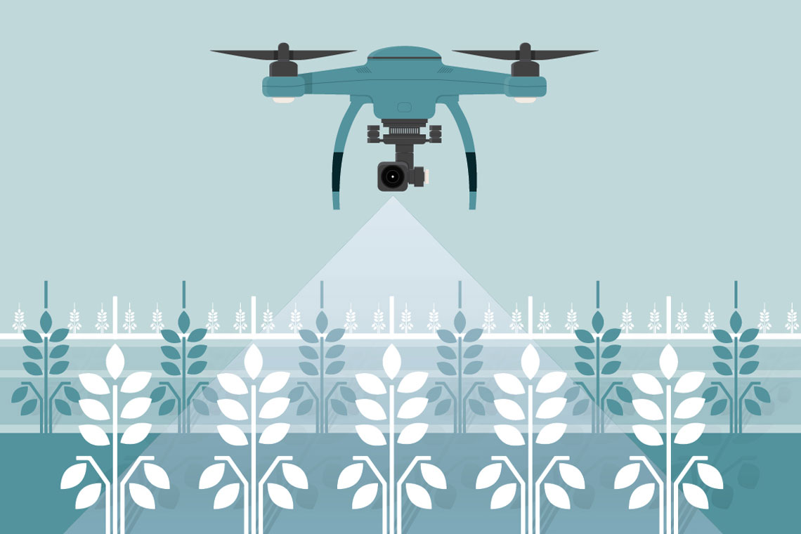 Practical applications for agricultural drones are expanding fast