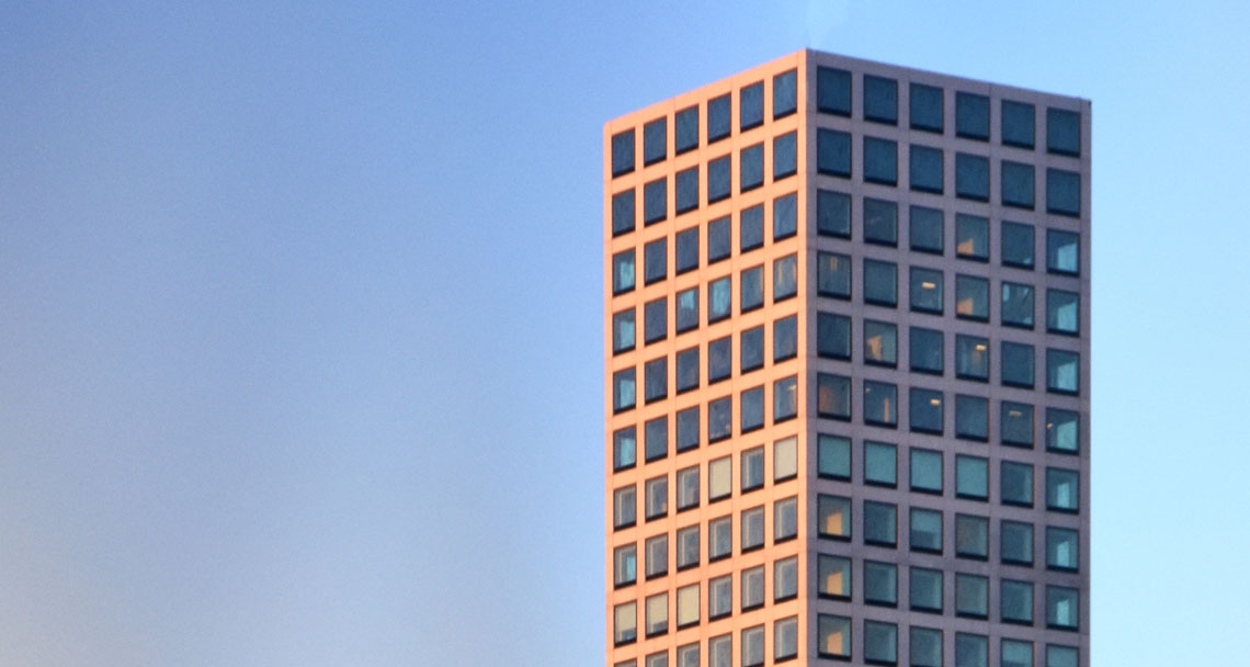 Image of a tall building